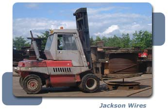 Jackson Trawls, Wire Ropes