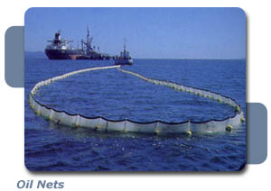 Jackson Trawls, Pollution Nets